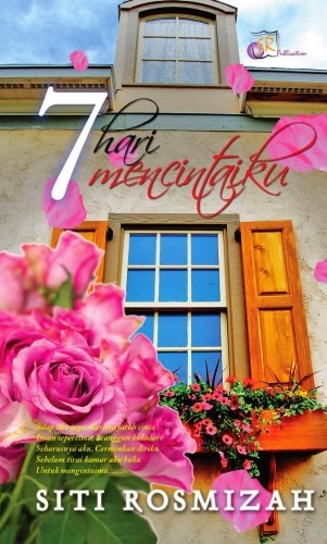 7 hari mencintaiku novel