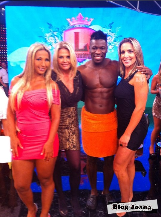 Valesca, Monique, Blade e Joana