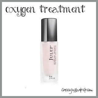 Julep Oxygen Treatment