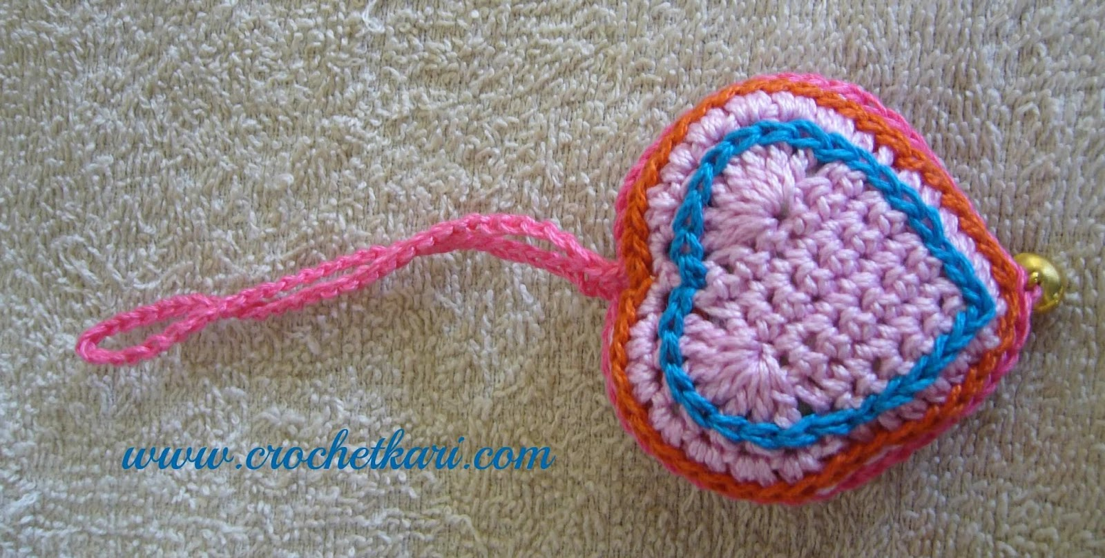 Crochetkari: Heart to Heart