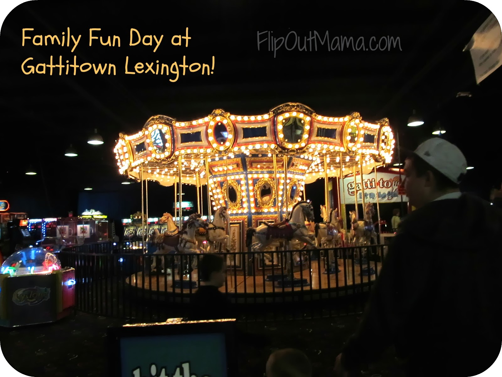 Flip Out Mama Family Fun Day At Gattitown Lexington Plus