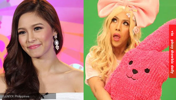 Kim Chiu, Vice Ganda, top local artists in Youtube PH's trending music videos for 2015