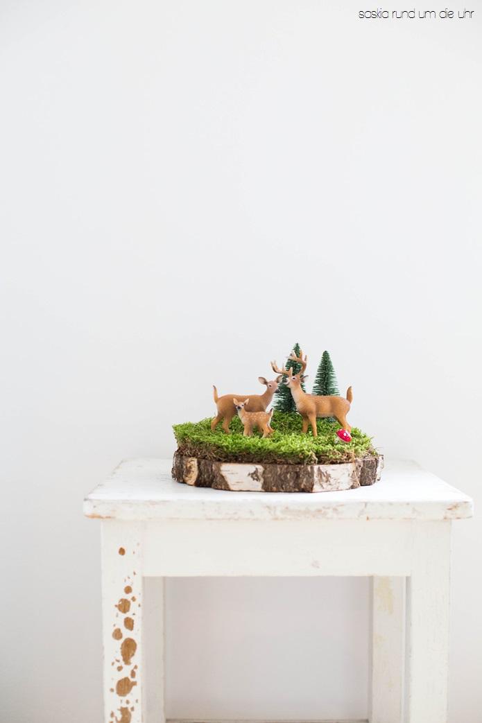 SaskiarundumdieUhr DIY Herbstdeko