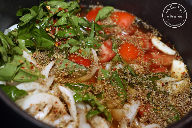 """Tomato Basil Pasta 