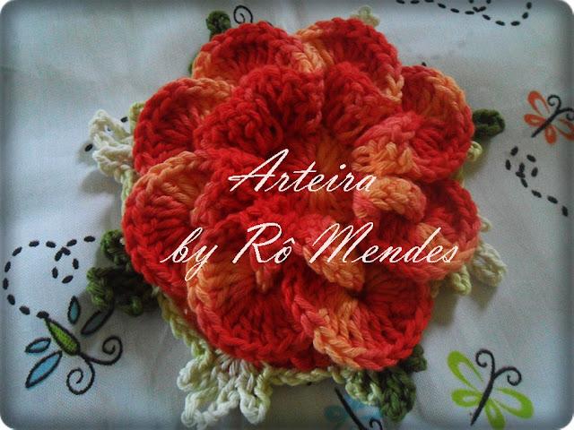 Flor segredo fechada by Marcelo Nunes
