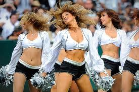 Mellbedobás - cheerleader lányok
