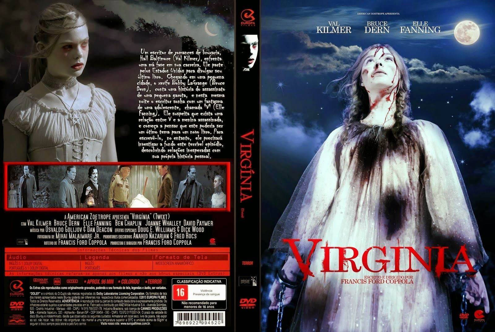 Virgínia BDRip XviD Dual Áudio