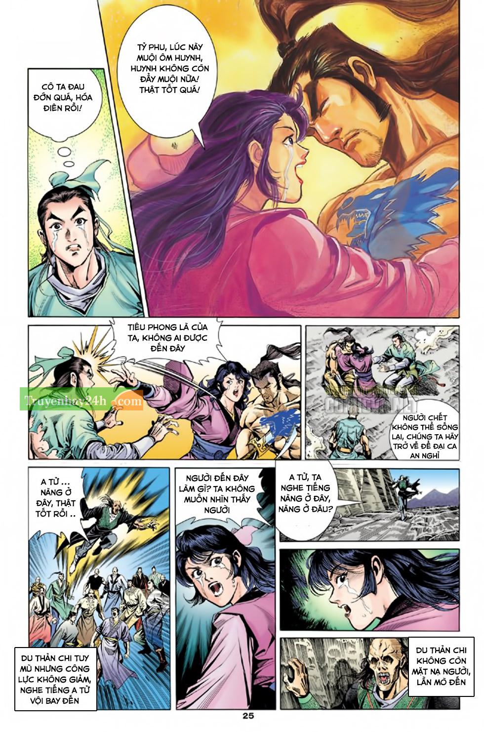 Thiên Long Bát Bộ chap 100 - Trang 26