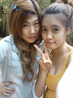 Oun Sisy annoying facebook girl