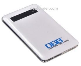 DGB Titanium PB-5000 DGB Ultra Slim Power Bank 4000 mAh