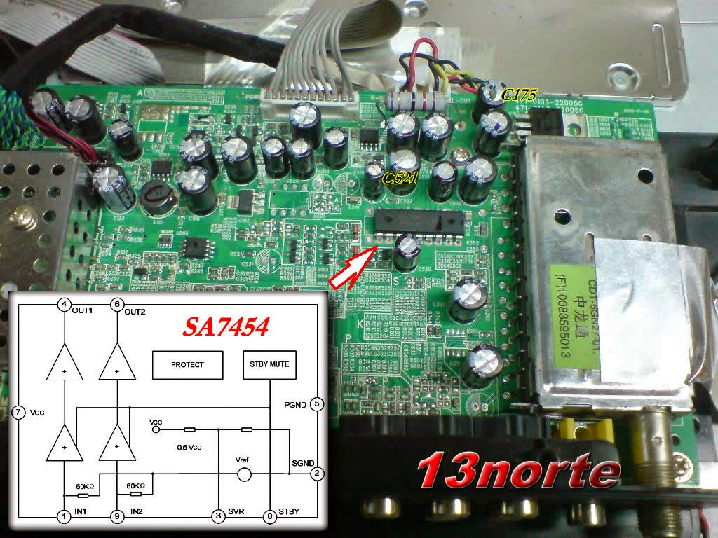 Mainboard 19T61A