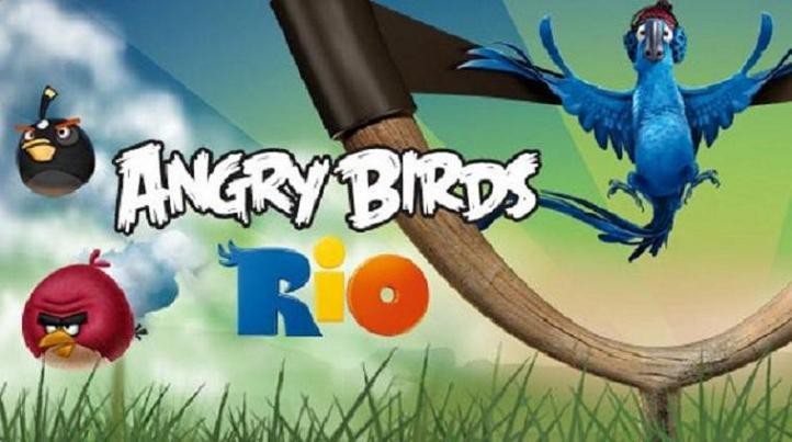 Angry Birds Rio se actualiza con 26 nuevos niveles