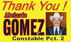 THANK YOU PCT. 2 VOTERS