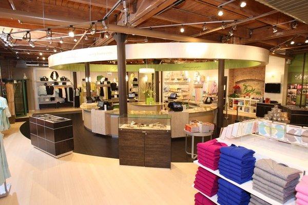 Oprah Store - Toko Oprah di Chicago, AS. Foto: Jamie G. - Chicago News Report