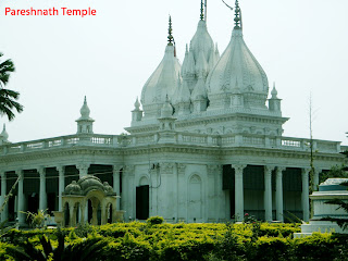Pareshnath Temple in Murshidabad