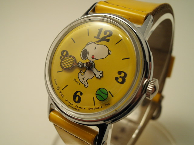 I heart accessories september 2011 for Snoopy watches