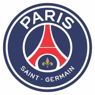 psg, lambang klub paris saint germain, sepakbola, klub profesional