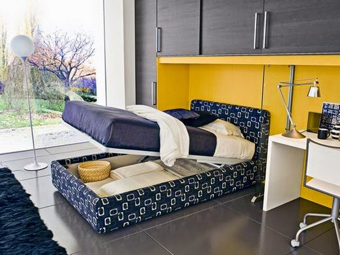 How to Create Space for the Bedroom