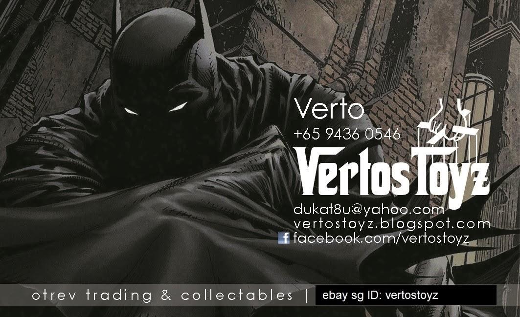 VERTO'S TOYZ