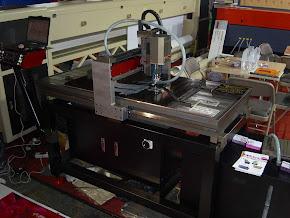 MESIN CNC Milrouter F24 Korea
