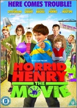 Modelo Capa Download   Horrid Henry: O Filme   DVDRip AVi (2011)