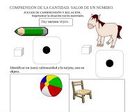 CANTIDAD Y NÚMERO.