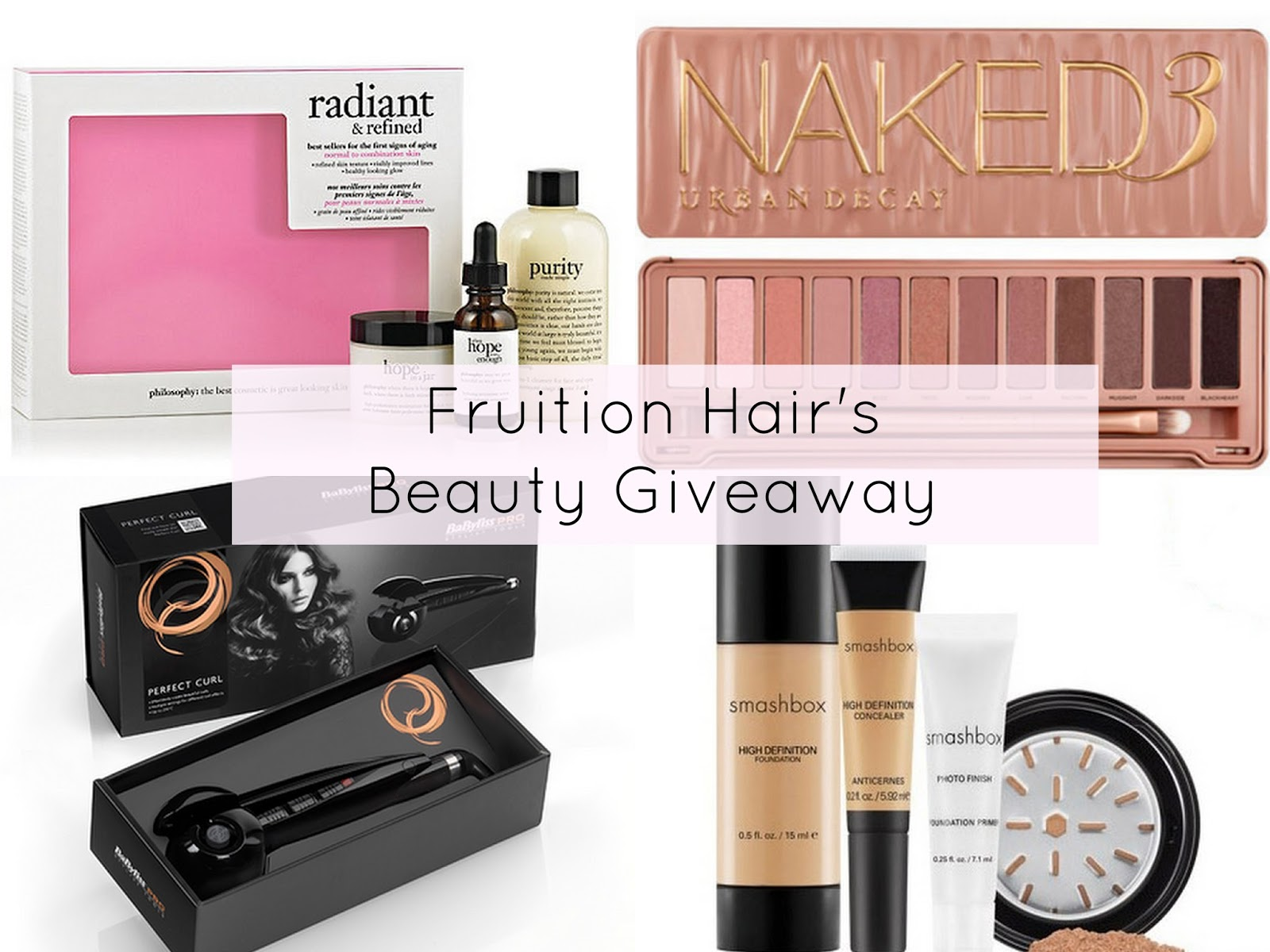 Fruition Hair's Beauty Giveaway!