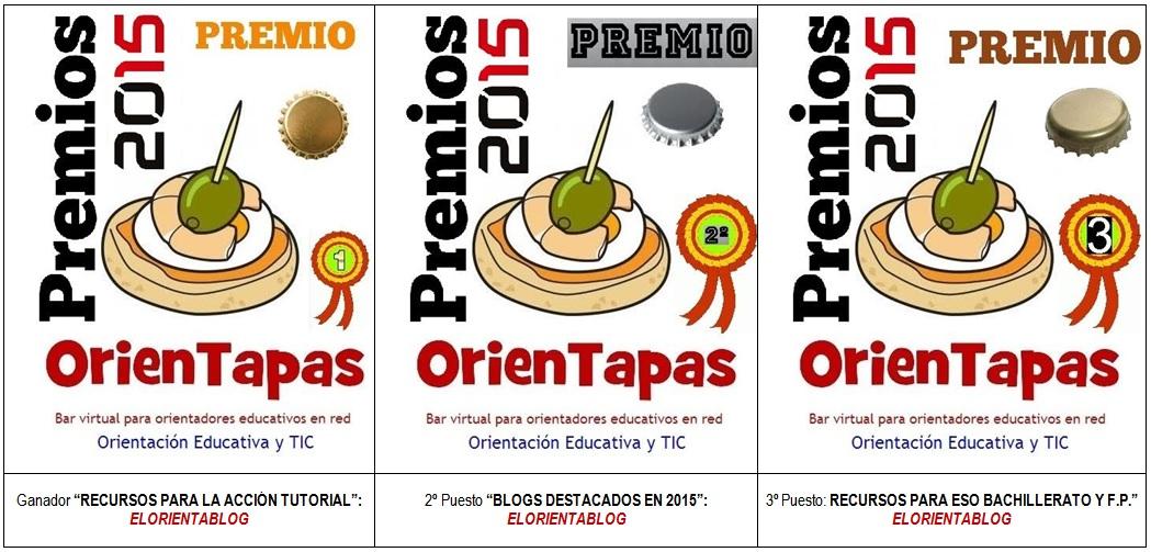PREMIOS PARA EL ORIENTABLOG