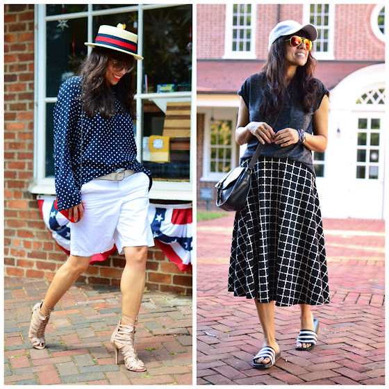 Stylish summer outftis