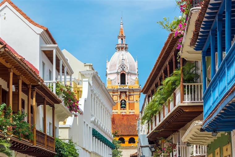 Cartagena de Indias, Colombia. Foto tomada de nationalgeographic.com.es