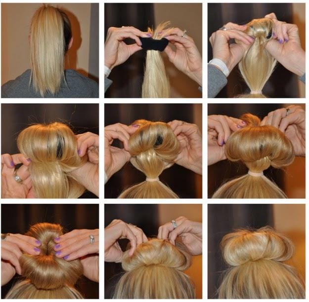 capelli, metodo del calzino