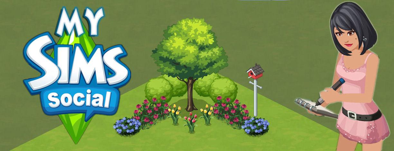 My Sims Social