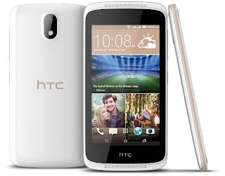 Harga HTC Desire 326G Dual Terbaru, Dibalut Layar 4.5 Inch