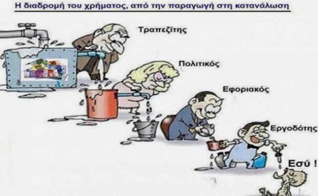 το χρήμα στην Ελλάδα