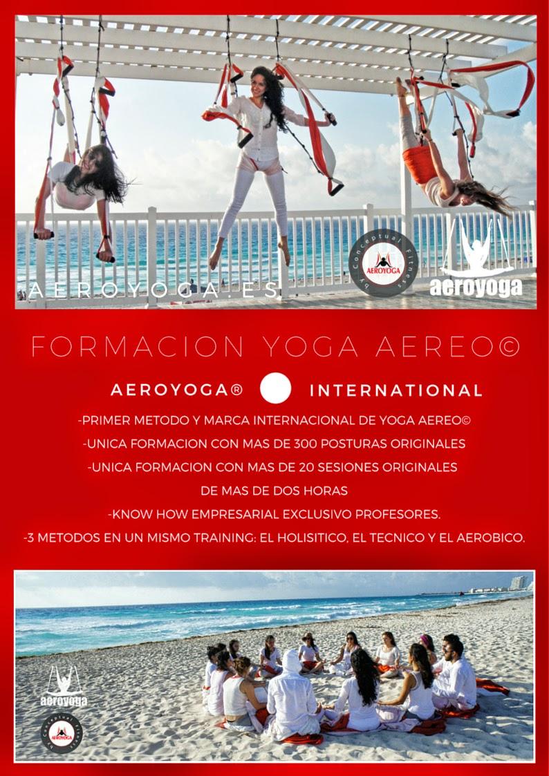 M todo aeroyoga argentina formaciones profesores yoga for Aereo barcelona paris