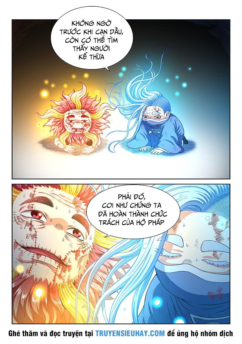 Ta Là Đại Thần Tiên chap 183 - Trang 14