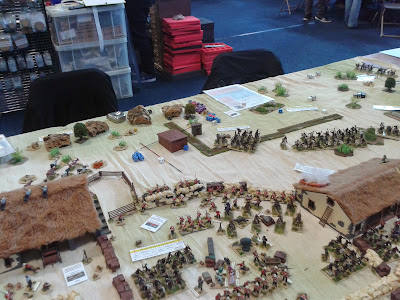 28mm Rorke's Drift participation game by Rotherham Wargames Society picture 3