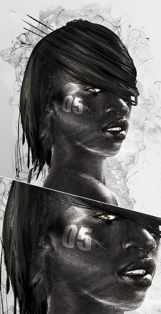 Yvan Feusi's art