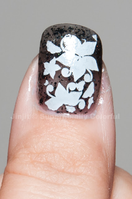 OMG Nails! MoYou stamping plate #22