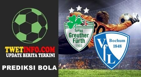 Prediksi Greuther Furth vs Bochum