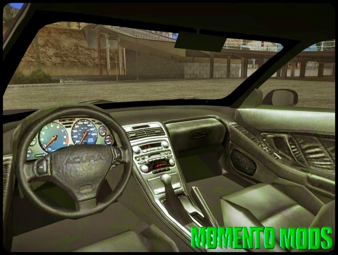GTA SA - Acura NSX Stock