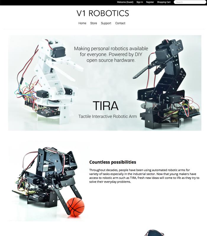 V1 Robotics