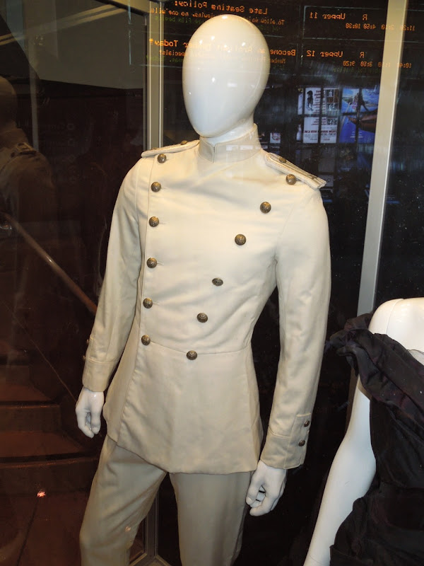 Count Vronsky Anna Karenina costumes