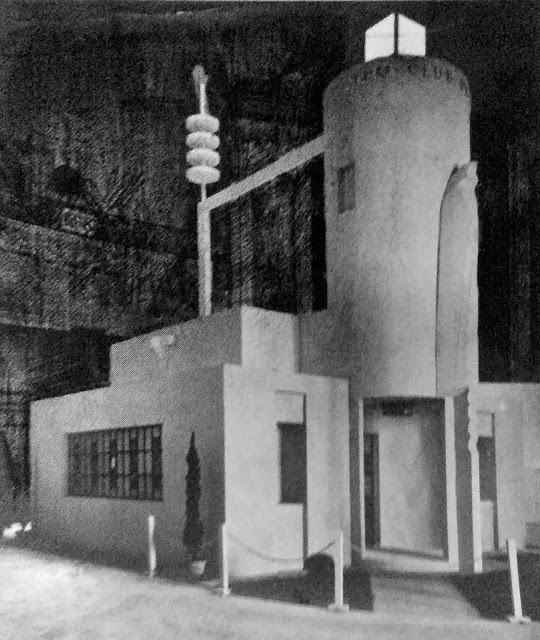 Maquette Aéro-club 1922