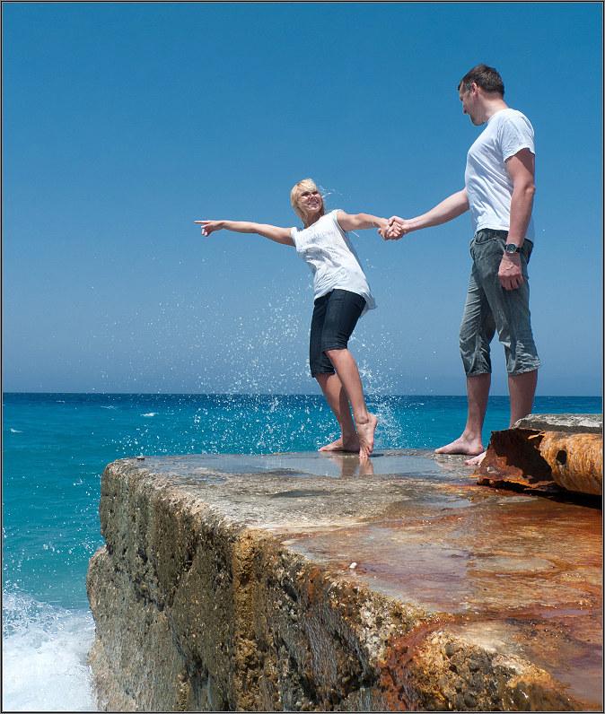 nuostabios nuotraukos iš atostogų graikijoje