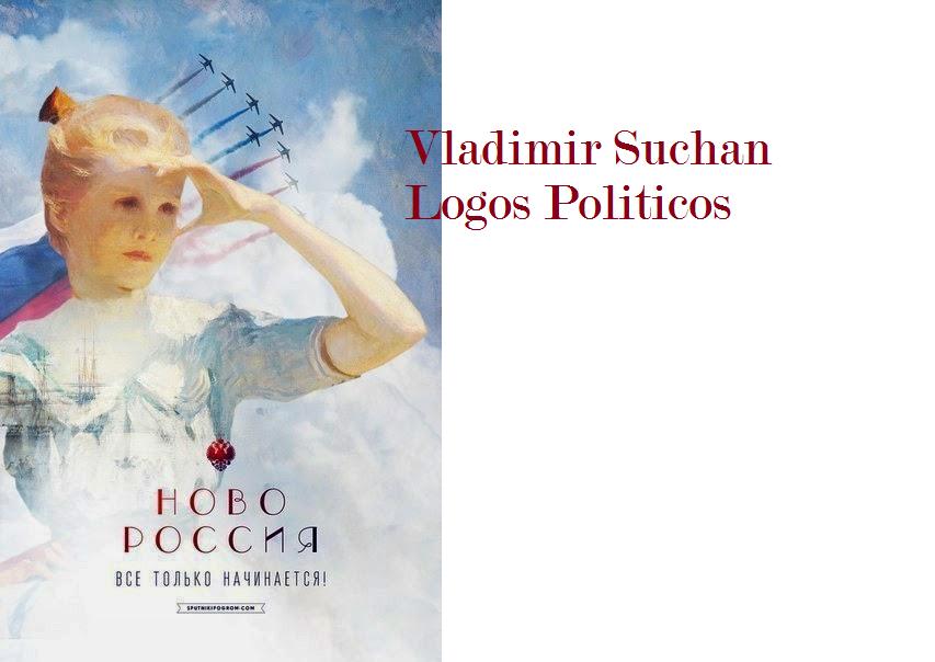 Vladimir Suchan: Logos politikos