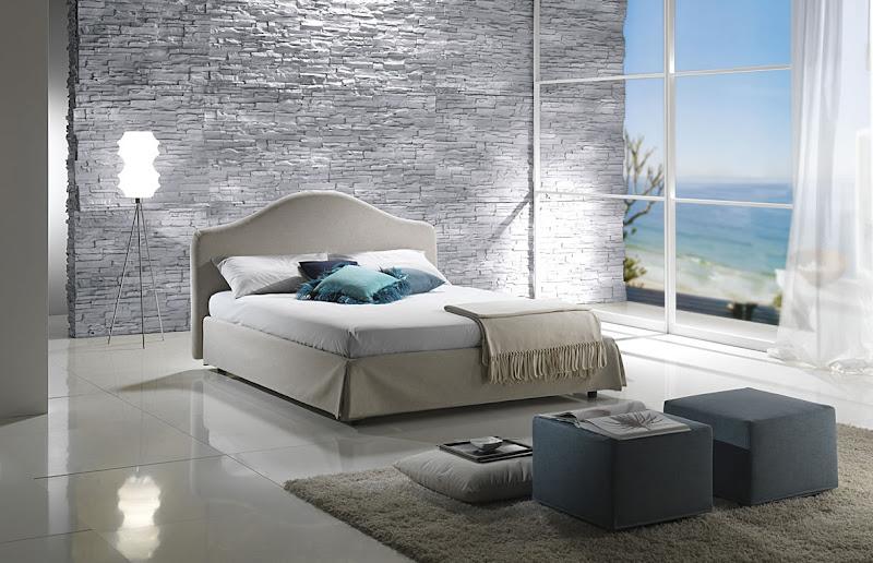 Modern Purple Bedroom Ideas (10 Image)