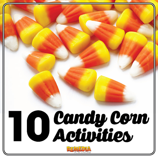 10 Candy Corn Activities to Help Celebrate Candy Corn Day on October 30 | Remedia Publications