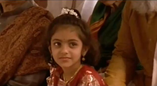 Nithya Menon Childhood Photos from Hanuman Movie Stills gallery