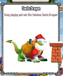 Santa Dragon - Dragão do natal
